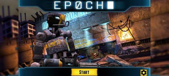 Epoch review: shooter SF original, cu o grafică și atmosferă excelentă (Video)