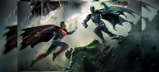 Injustice Gods Among Us Review: Batman și Superman În luptă pe viață și pe... bare de energie (Video)