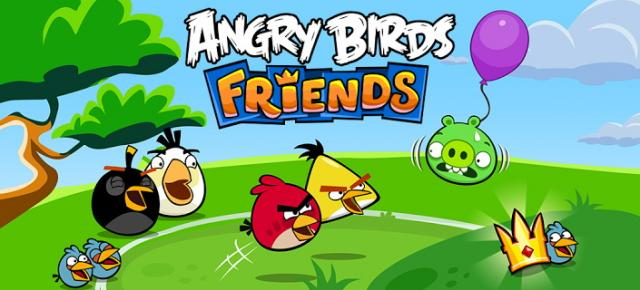 Angry Birds Friends review: noul Angry Birds crește competitivitatea, conectat la Facebook (Video)