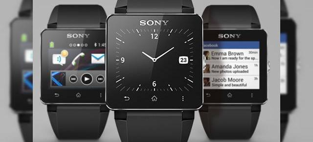 Sony anunță ceasul Smart Watch 2 cu certificare IP57