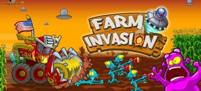 Farm Invasion USA review: un joc amuzant cu feeling de oldies (Video)