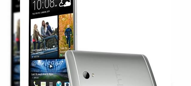 HTC One Max Își face apariția Într-o imagine nouă de presă