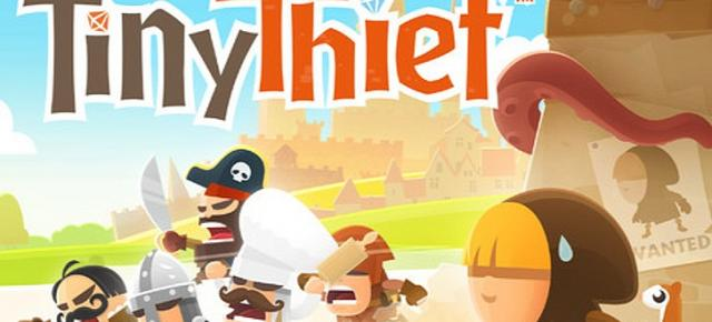 Tiny Thief review: un joc distractiv stealth produs de programul indie de la Rovio (Video)