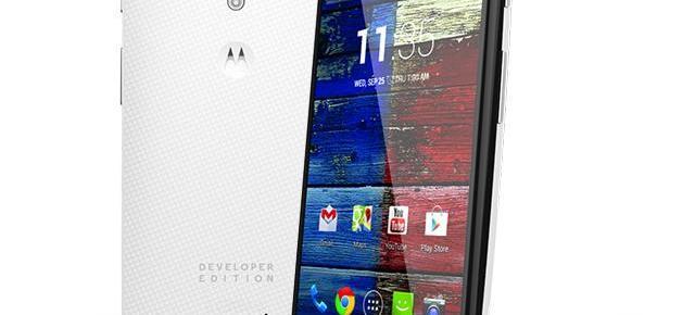 Motorola pregătește și un Developer Edition al lui Moto X, confirmat pe  site-ul beda240b44
