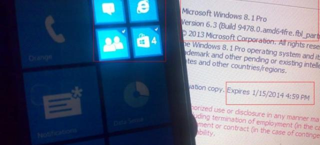 Windows Phone 8.1 va sosi cu tile-uri multi selectabile, centru de notificări