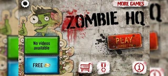 Zombie HQ review: un joc cu zombii care te ține În standby, ușor repetitiv (Video)