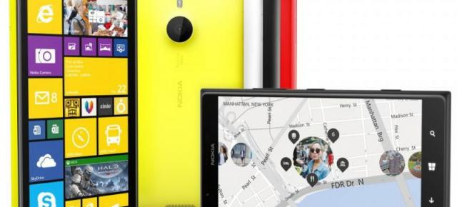 Nokia Lumia 1520 anunțat oficial: primul phablet Full HD de la Nokia, cu camera de 20 MP (video)