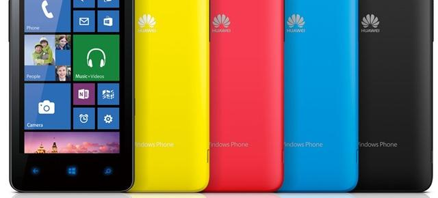 Huawei Ascend W2, un nou telefon de buget cu Windows Phone 8
