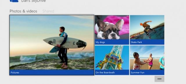 SkyDrive va sosi pe Xbox One, veți putea vedea clipurile și imaginile de pe terminalele Windows Phone/Win 8 in Full HD