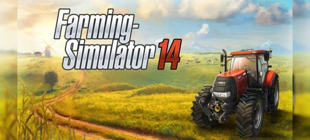 Farming Simulator 14 disponibil acum pe iOS și Android