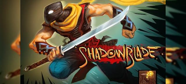Shadow Blade Review (joc iOS/iPad Mini): un platformer clasic, puțin cam scurt (Video)