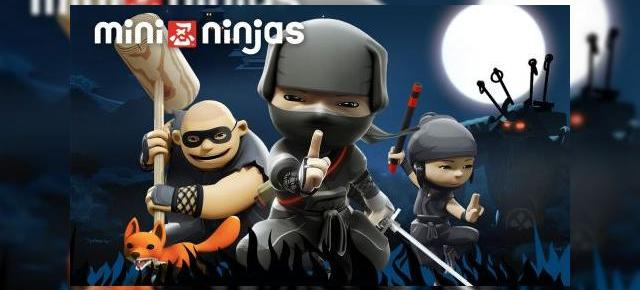Mini Ninjas review: endless runner side scrolling testat pe Samsung Galaxy Tab 3 Lite (Video)