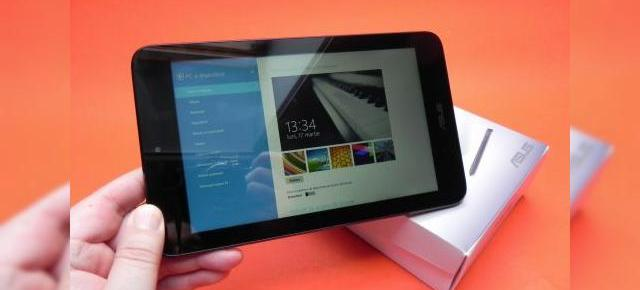 ASUS Vivotab Note 8 unboxing: prima tabletă de 8 inch cu Windows 8.1 pe masa de teste Mobilissimo (Video)