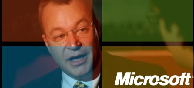 Fostul CEO Nokia, Stephen Elop va fi șeful secțiunii Devices la Microsoft