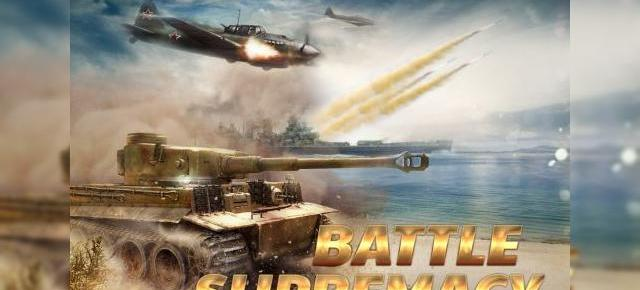 Battle Supremacy review: un nou joc cu tancuri cu grafică fantastică și gameplay atractiv (Video)