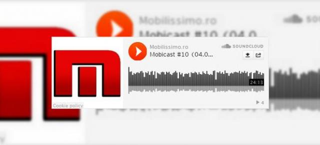 Mobicast 10: Podcast Mobilissimo.ro despre BUILD 2014, noul Windows Phone, Vodafone M-Pesa și... restaurante