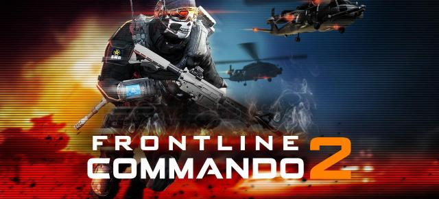 Frontline Commando 2 review: probabil cel mai arătos shooter static de până acum! Joc prezentat pe HTC One M8 (Video)