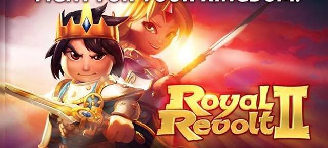 Royal Revolt 2 disponibil acum și pe Windows Phone