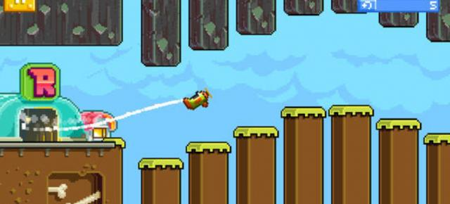 De la Angry Birds, Rovio ajunge la Flappy Bird; Joc clonat sub forma lui Retry (Video)
