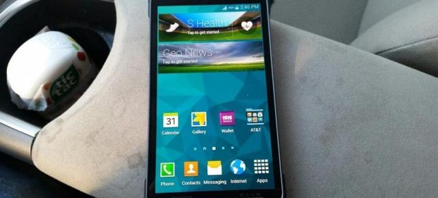 Samsung Galaxy S5 Active prezentat Într-un prim video hands-on