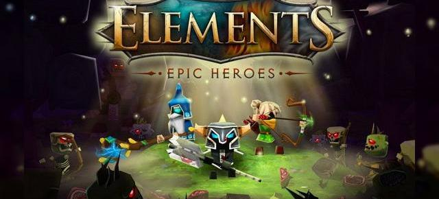 Elements Epic Heroes review (HTC Desire 816): action RPG cu grafică colorată și elemente solide de MMORPG (Video)