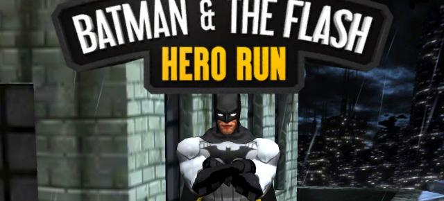 Batman and The Flash Hero Run review (Allview AX4 Nano): există speranță pentru endless runnere! (Video)