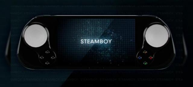 Consola portabilă cu Steam la bord? SteamBoy Project primește un teaser! (Video)