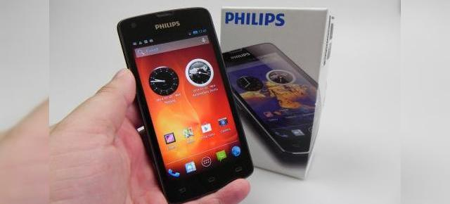 Philips Xenium W8510 Unboxing: scoatem din cutie un campion al bateriei (Video)
