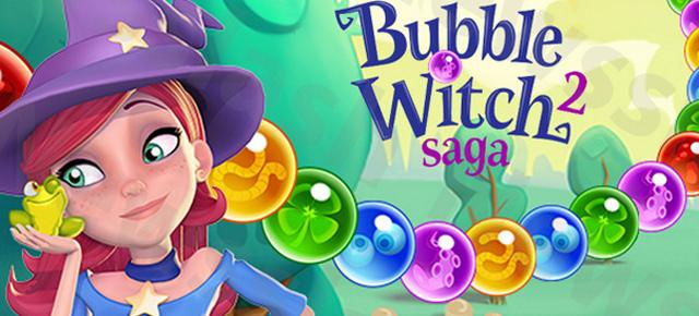 Bubble Witch 2 Saga Review (Allview A5 Smiley): există viață și după Candy Crush (Video)