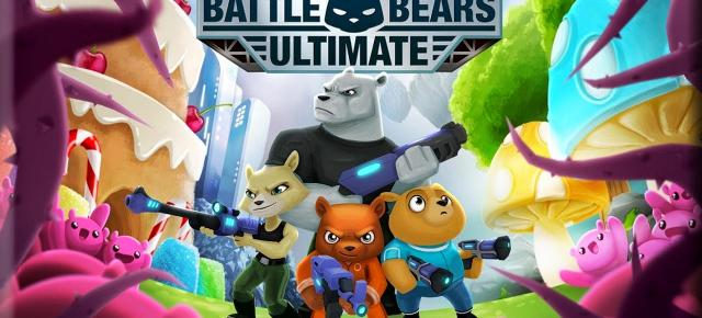 Battle Bears Ultimate FPS PvP review (LG G3): un FPS amuzant În multiplayer, cu un ușor feeling de Unreal Tournament (Video)