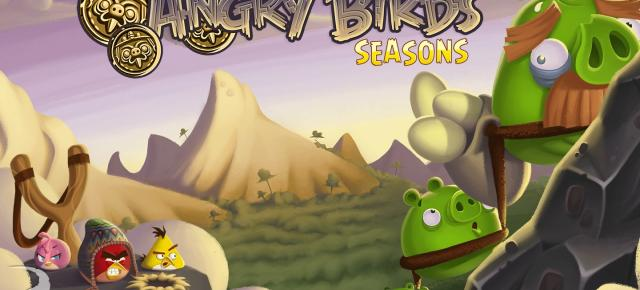 Angry Birds Seasons South HAMerica review (Utok i700): 24 de nivele noi pline de cultură latino americană (Video)