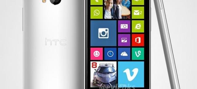 Noul flagship HTC cu Windows Phone ar putea purta numele de HTC One (M8) for Windows