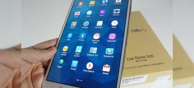 Samsung Galaxy Tab S 8.4 unboxing: tableta ultrasubțire Super AMOLED aterizează la Mobilissimo.ro (Video)
