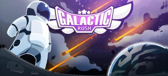 Galactic Rush review (Nokia Lumia 930): un endless runner side scrolling spațial cu câteva elemente amuzante (Video)