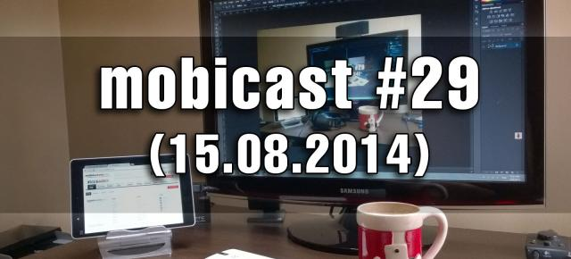 Mobicast 29: Podcast Mobilissimo.ro despre lansarea lui Samsung Galaxy Alpha, concurs Allview Viva H7, noutăți IFA 2014 și Guardians of the Galaxy (Video)