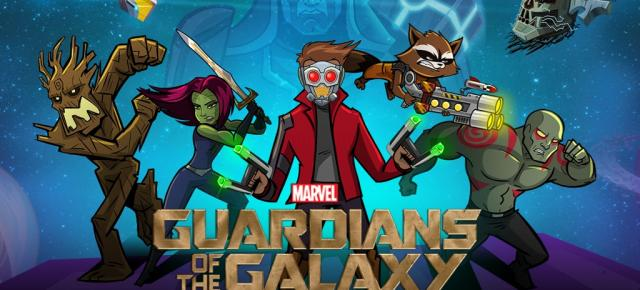 Guardians of the Galaxy TUW Review (Samsung Galaxy Tab S 8.4): un soi de Angry Birds Epic SF, cu lupte real time (Video)