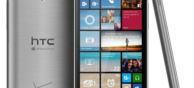 HTC One M8 for Windows anunțat oficial; E practic un M8 cu Windows Phone 8.1