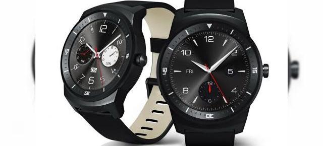 LG G Watch R anunțat oficial, vine cu un display circular P-OLED și Android Wear