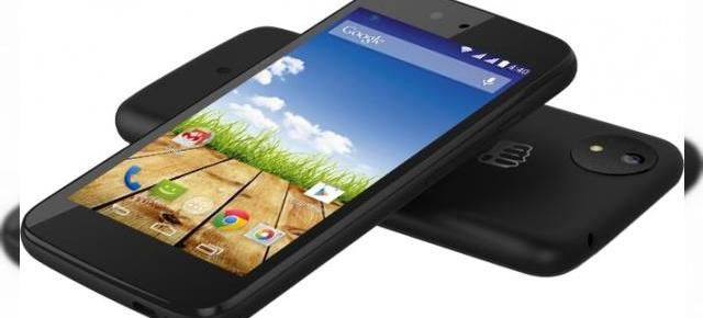 Micromax Canvas A1 este un nou terminal Android One; vine cu display de 4.5 inch și procesor quad-core