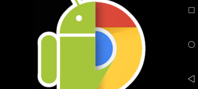 Sincronizați aplicațiile Chrome - Android cu browser-ul Google instalat pe PC
