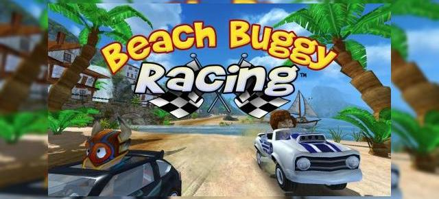 Beach Buggy Racing review (Huawei Ascend P7): un nou joc benchmark, cu grafică arătoasă, control incomod (Video)