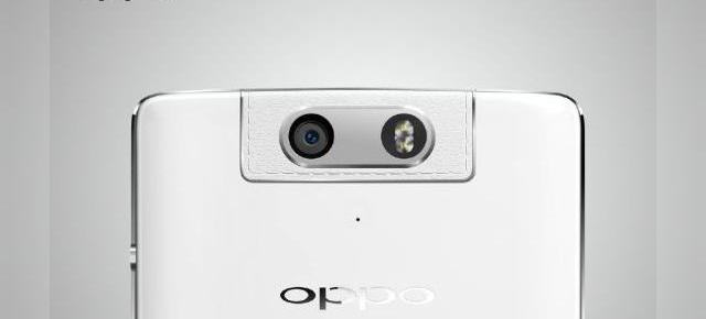 Oppo N3 primește un demo video În care Îi vedem camera rotativă În acțiune (Video)