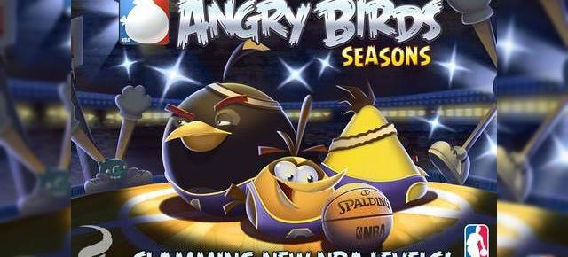 Angry Birds Seasons Ham Dunk Review (Allview X2 Twin): ce au În comun porcii și baschetul NBA? (Video)