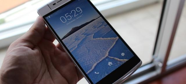 Iată un prim video hands-on cu noul cameraphone Oppo N3