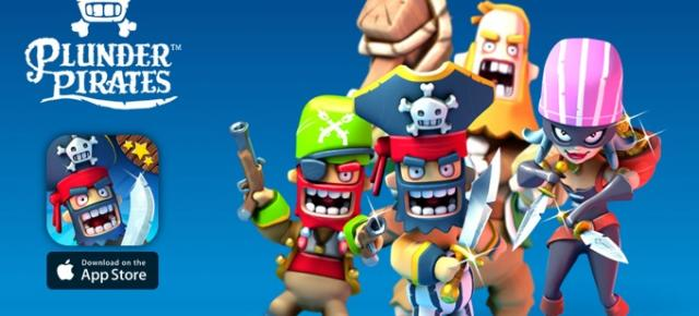 Plunder Pirates Review (iPhone 6): clonă de Boom Beach cu grafică Metal și gameplay lent (Video)