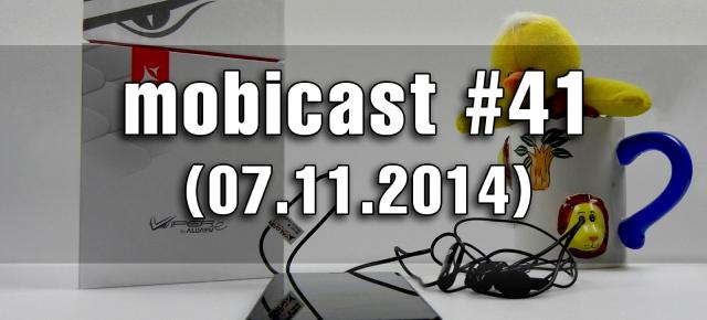 Mobicast 41: Podcast Mobilissimo.ro despre lansări Samsung, LG și Call of Duty Advanced Warfare (Video)