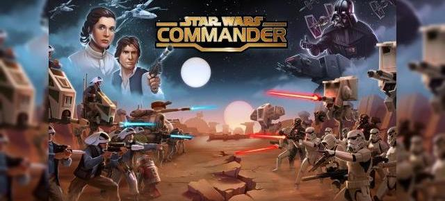 Star Wars Commander Review (iPad Mini): Star Wars transformat În Clash of Clans, dar cu mult conținut original (Video)