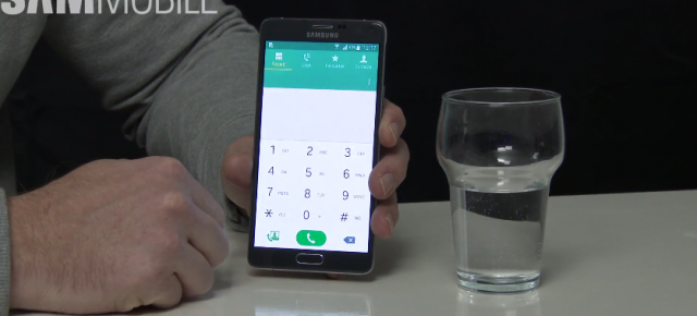 Android 5.0.1 surprins În acțiune pe Samsung Galaxy Note 4, Note Edge și Samsung Galaxy S5 LTE-A (Video)