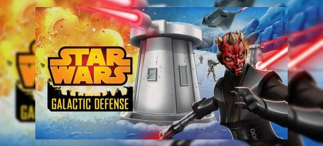 Star Wars Galactic Defense Review (ASUS MemoPad 7 ME572C): un tower defense plin de conținuturi originale, dar foarte lent (Video)