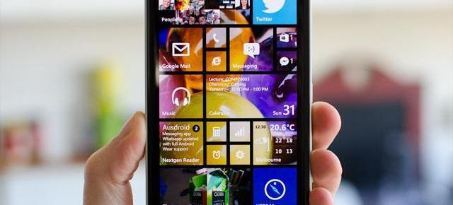 Windows Phone 8.1 Update 2 anulat În favoarea lui Windows 10